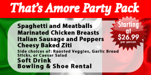 That's Amore Party Pack