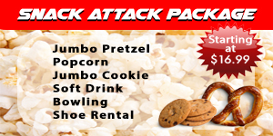 Snack Attack Party Pack