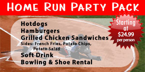Home Run Party Pack